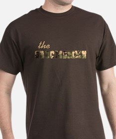 The Groomsmen in Desert Camo T-Shirt