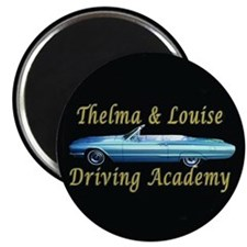 Driving Academy Magnet