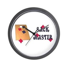 Sack Master Wall Clock