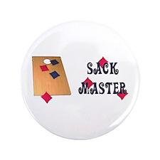 "Sack Master 3.5"" Button"