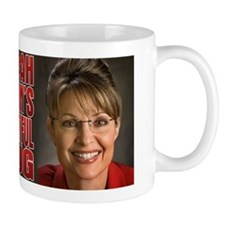 Sarah Palin's Beautiful Small Mug Small Mug