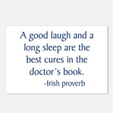 Irish Proverb Postcards (Package of 8)