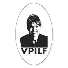 VPILF Oval Decal