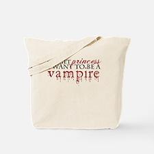 Forget princess ... Tote Bag