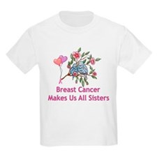 Breast Cancer Sisters T-Shirt