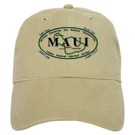 Maui - Been There Surfed That - Cap
