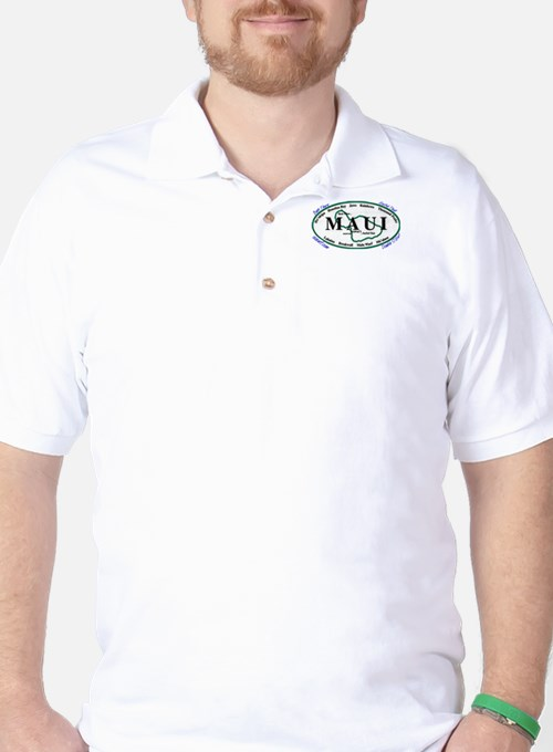Maui - Been There Surfed That - Golf Shirt
