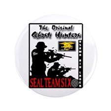 """Seal Team Six!"" 3.5"" Button"