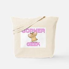 Gopher Geek Tote Bag