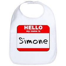 Hello my name is Simone Bib