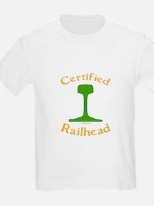 Certified Railhead T-Shirt