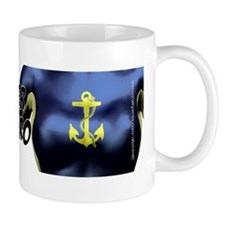 US NAVY Super Daughter Small Mug