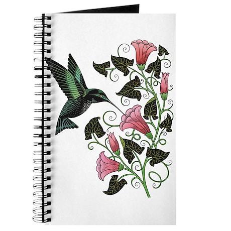 Garden Hummingbird Journal