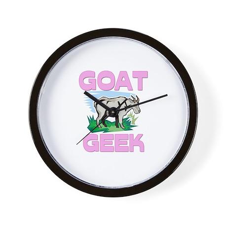 Goat Geek Wall Clock