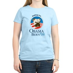 Bulldogs for Obama T-Shirt