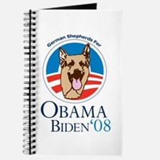 German Shepherds for Obama Journal