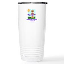 Stop Domestic Violence Travel Coffee Mug