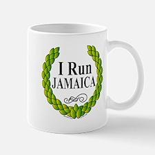 I Run Jamaica Mug