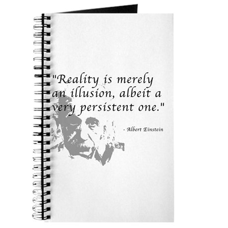 Reality is Illusion Journal