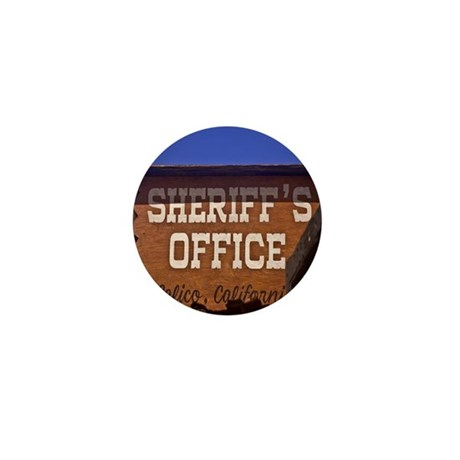 Law and Order Mini Button (100 pack)