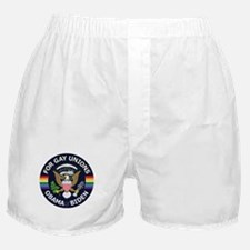 Obama-Biden Gay Pride 27 Boxer Shorts