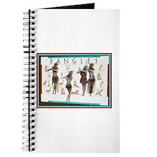 Bangles the Walk Like Egyptia Journal