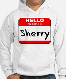Hello my name is Sherry Jumper Hoody