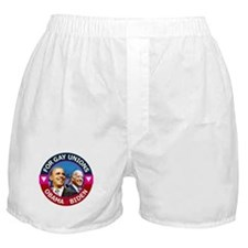 Obama-Biden Gay Pride 33 Boxer Shorts