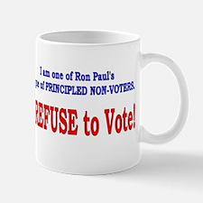 NO VOTE #3 Mug