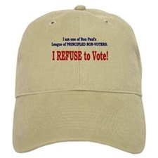 NO VOTE #3 Baseball Cap