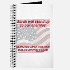 """""""Sarah's Tough"""" Journal"""