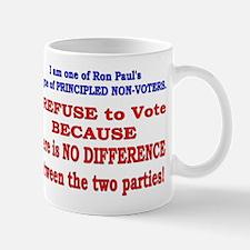 No VOTE #2 Mug