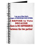 No VOTE #2 Journal