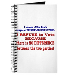 No VOTE #2 Journal