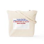 NO VOTE #1 Tote Bag