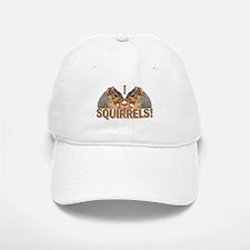 I Heart / Love Squirrels! Baseball Baseball Cap
