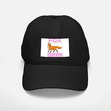 Fox Geek Baseball Hat