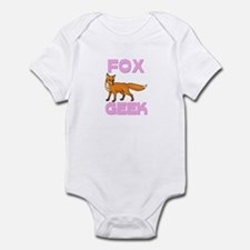 Fox Geek Infant Bodysuit