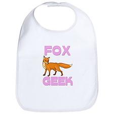Fox Geek Bib