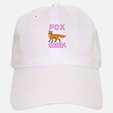 Fox Geek Baseball Baseball Cap