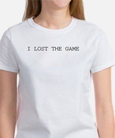 Lost the Game Tee