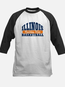 Fighting Illini Basketball Tee