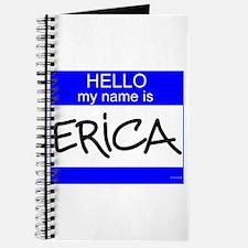 """Erica"" Journal"