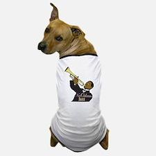 New Orlean's Jazz Dog T-Shirt