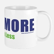 PURR MORE, Scratch Less Mug