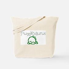 Snugglesaurus Tote Bag