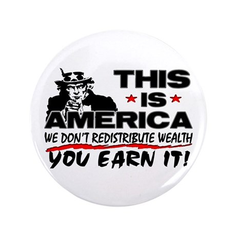 """This Is America!"" Button"