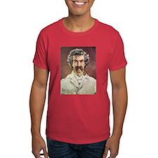 Mark Twain, 1890 T-Shirt