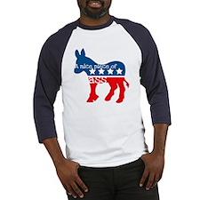 Democrat Ass Baseball Jersey