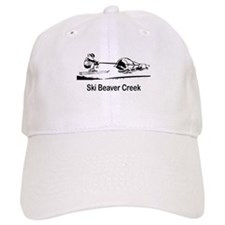 Ski Beaver Creek CO Baseball Baseball Cap
